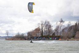 Kiten am Ammersee