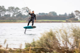 Duotone Foil beim Kite Test in Dänemark