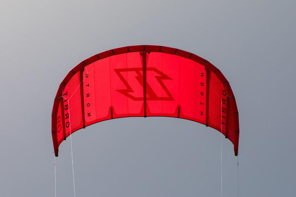 Der Kite Orbit von North frontal
