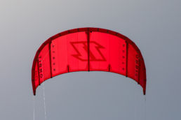 Der Kite Orbit von North frontal