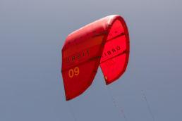 Der Kite Orbit seitlich