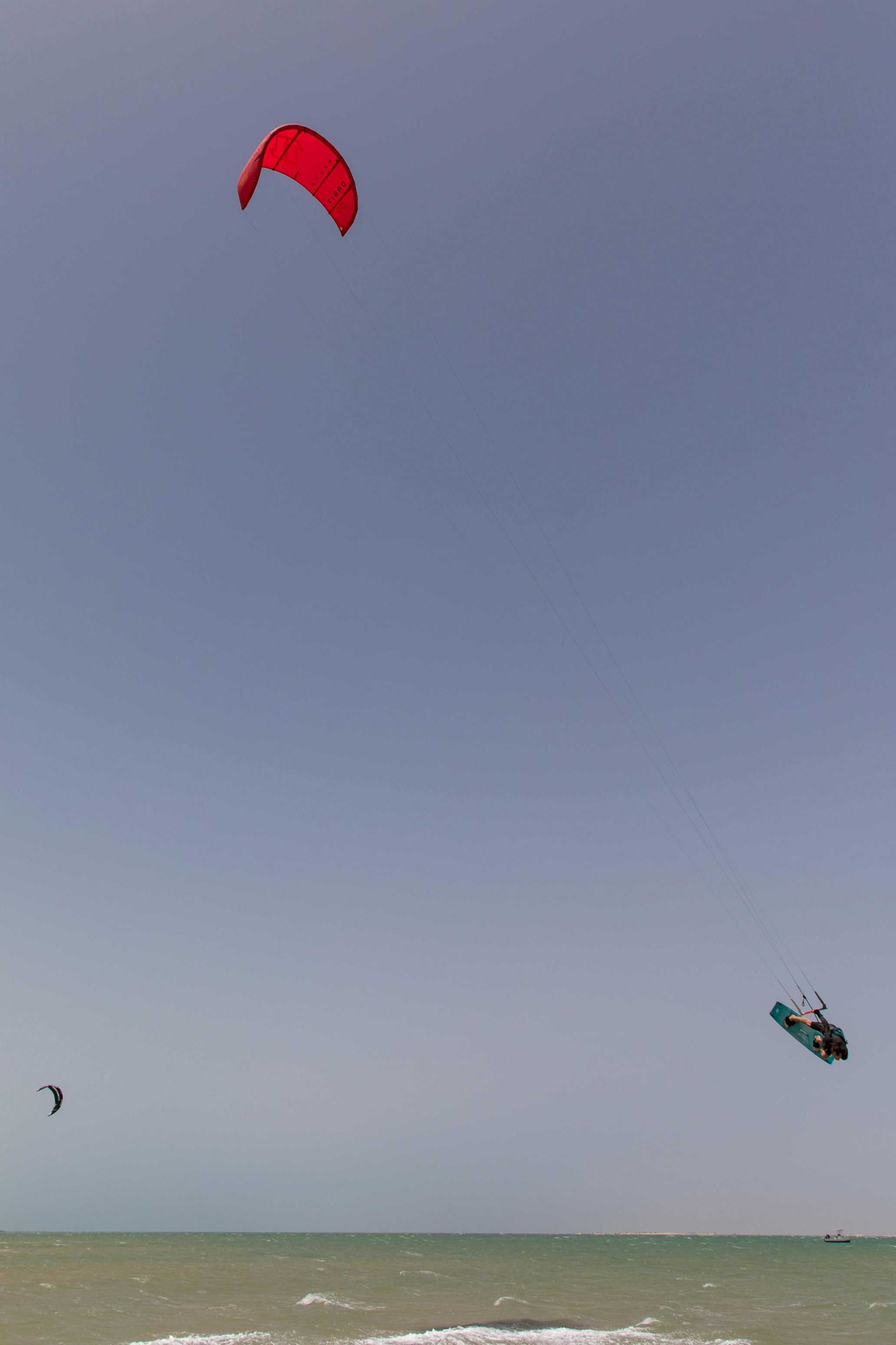 Der Kite Orbit von North im Test