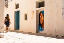 Das Kunstprojekt Djerbahood auf Djerba