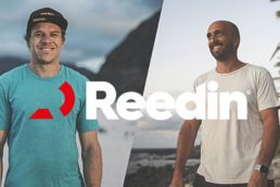 Kevin Langeree und Damien Girardin launchen Reedin Kites