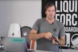 An der Kook Academy von Liquid Force lernen Kiter wichtige Basics
