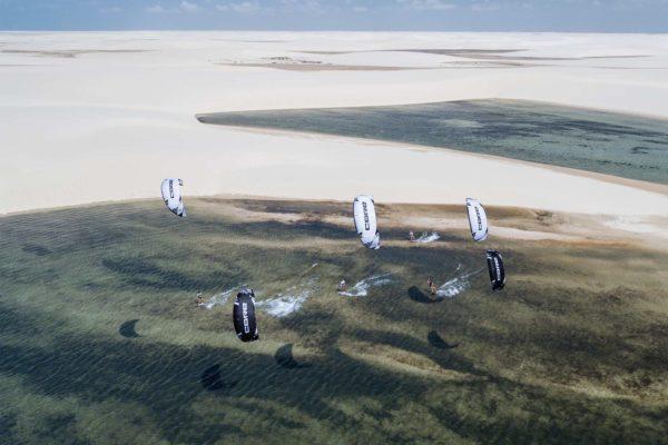 Kites von Core in Action
