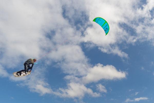 kite Tutorial Springen