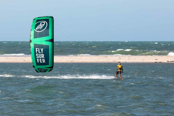 Der Stoke von Flysurfer im Test