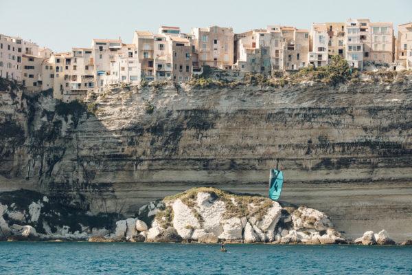 F-One Film Sail Away wurde vor Korsika gedreht
