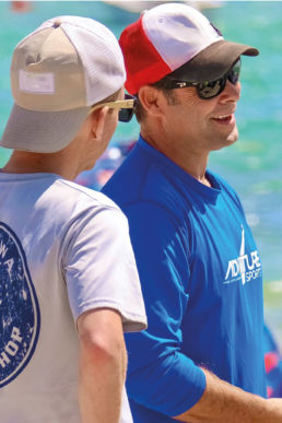 Kent Marinkovic am Strand
