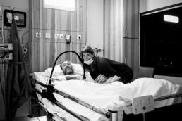 Der Fotograf Idwer von der Heide liegt nach einem Unfall im Krankenhaus