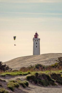 Wanderdüne Rubjerg Knude in Dänemark