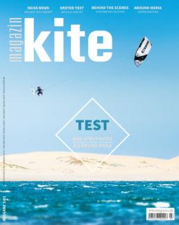 Cover KITE Magazin 3/21